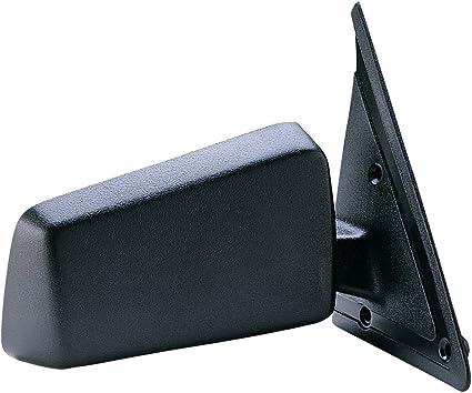 Door Mirror LH//Drive Fits 85 93 Chevrolet S10 S10 Blazer 2100012 TYC