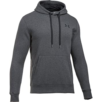 Under Armour Rival Fitted Pull Over Sudadera, Hombre, Gris (090), 2XL: Amazon.es: Deportes y aire libre