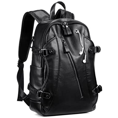 6ca1f1271ead Leather Backpack