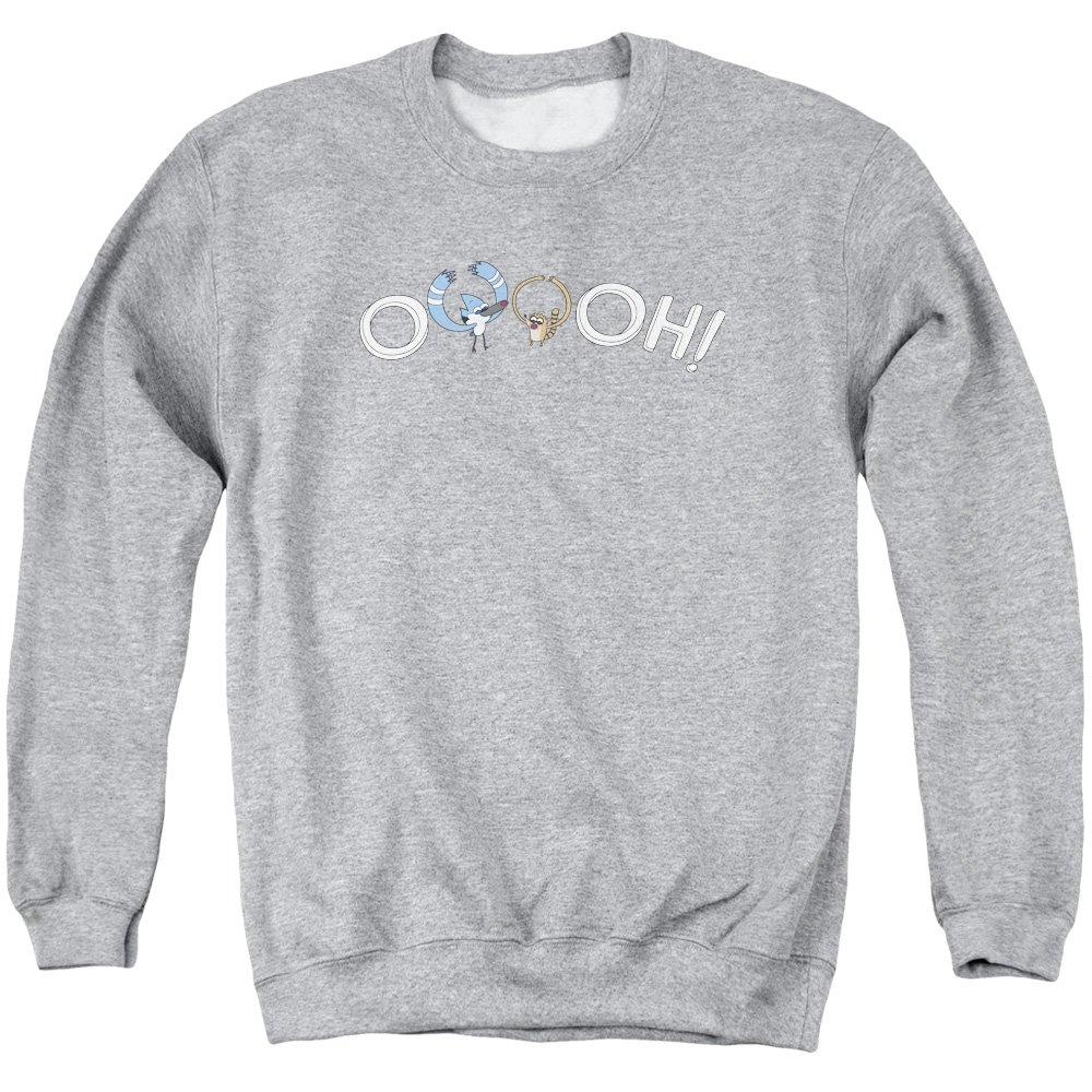 The Regular Show - - Ooooh-Pullover für Männer