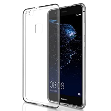 competitive price ce9cf ade1b Huawei P10 Lite Case, Acelive Transparent TPU Silicone: Amazon.co.uk ...