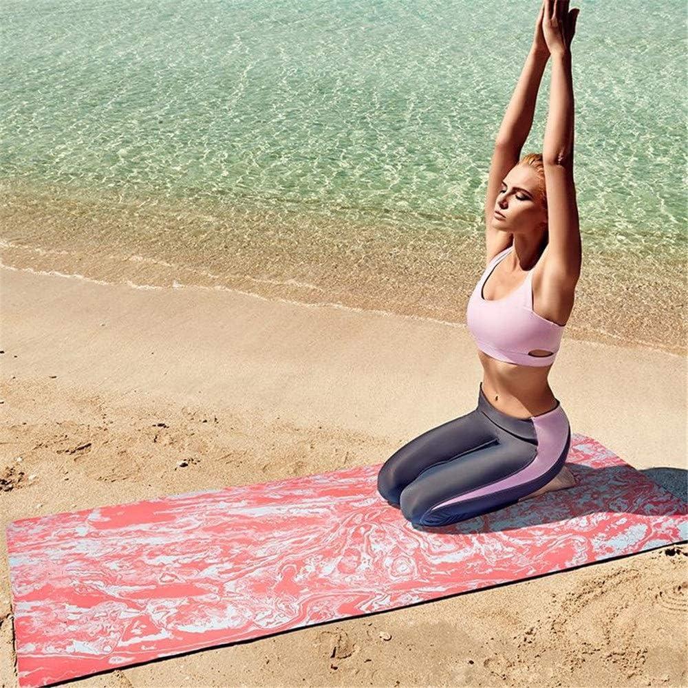 Antideslizante Esterilla para Yoga y Fitness de DLSMB