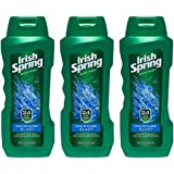 rish Spring Body Wash, Moisture Blast, 18 Ounce (Pack of 6)