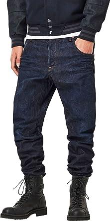 G Star Arc 3D Tapered Jeans für Damen Schwarz