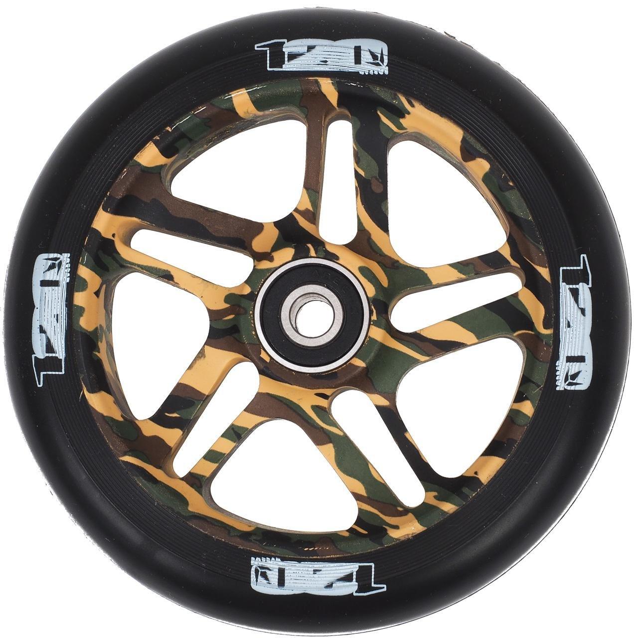 Blunt OTR – Rueda para patinete, 120mm, diseño de camuflaje ...