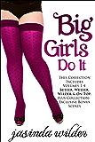 Big Girls Do It Boxed Set (Books 1-4): Big Girls Do It