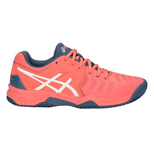 ASICS Gel-Resolution 7 Clay, Zapatillas de Tenis Unisex Niños: Amazon.es: Zapatos y complementos