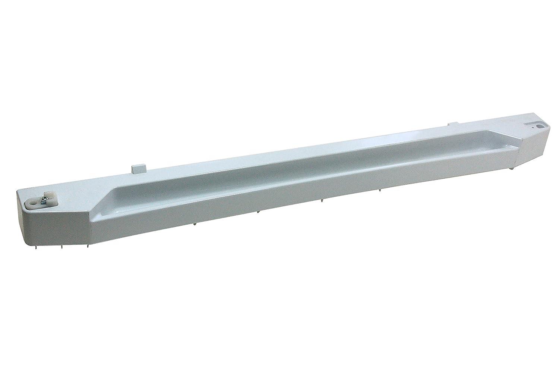 Beko Freezer Door Handle 70cm Flushline. Genuine part number 4312460100 BEKO 4312460100