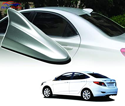 Phenomenal Auto Pearl Silver Shark Fin Signal Receiver Antenna For Hyundai Wiring Database Aboleterrageneticorg