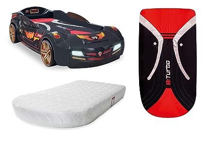 Letto A Forma Di Macchina Da Corsa : Auto letto formula letto di macchina da corsa in colori
