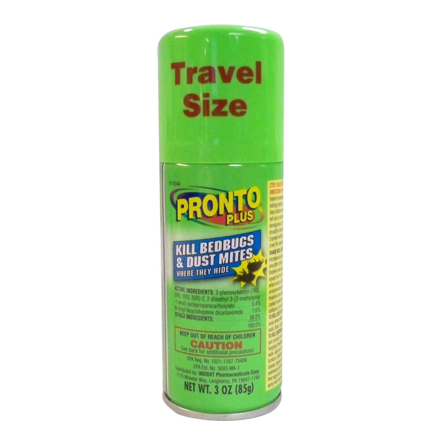 Pronto Bedbug & Dust Mite Spray, 4 Count