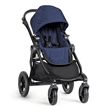 Baby Jogger 2002681 City Select de cochecito, Single de modelo, Cobalt, color azul: Amazon.es: Bebé