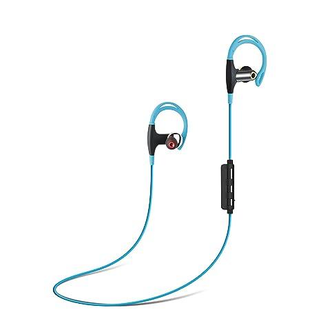 Top-Longer Auriculares Bluetooth 4.1 Inalámbrico Con Sonido Estéreo para Deporte/Correr con AptX