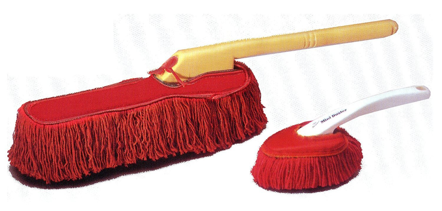California Car Duster 62445 Detailing Kit with Plastic Handle (6) by California Car Duster (Image #1)