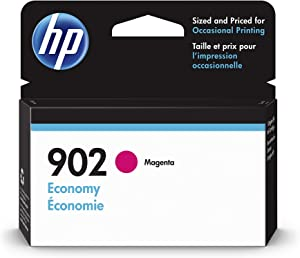 HP 902 | Ink Cartridge | Magenta | Economy Size | 3YP81AN | Discontinued by Manufacturer