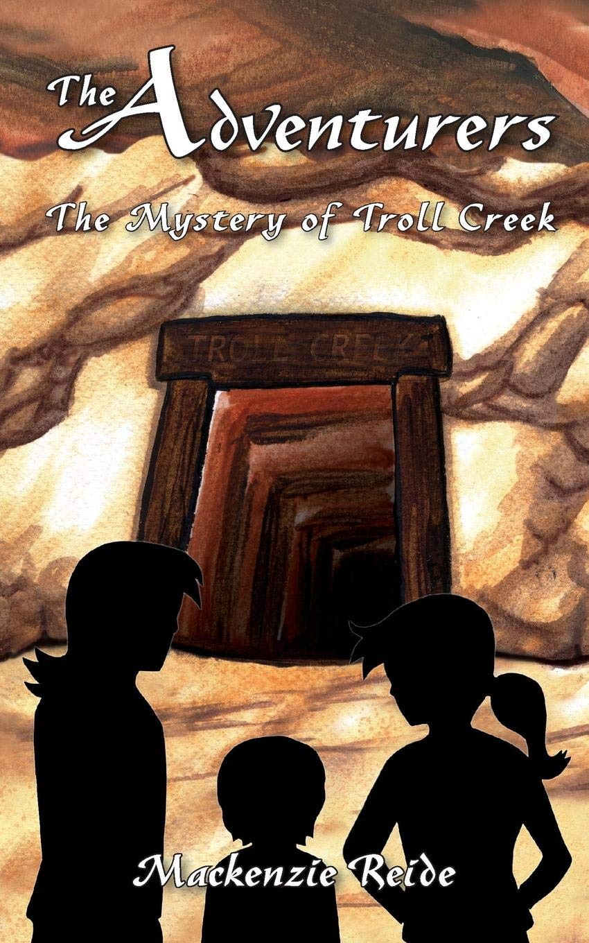 The Adventurers The Mystery of Troll Creek ebook