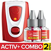 Goodknight Power Activ+ System - Mosquito Repellent Combo Pack (Machine + Refill)