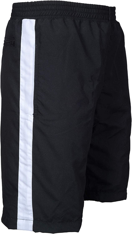 Sterling Sports/® Short doubl/é en maille pour homme