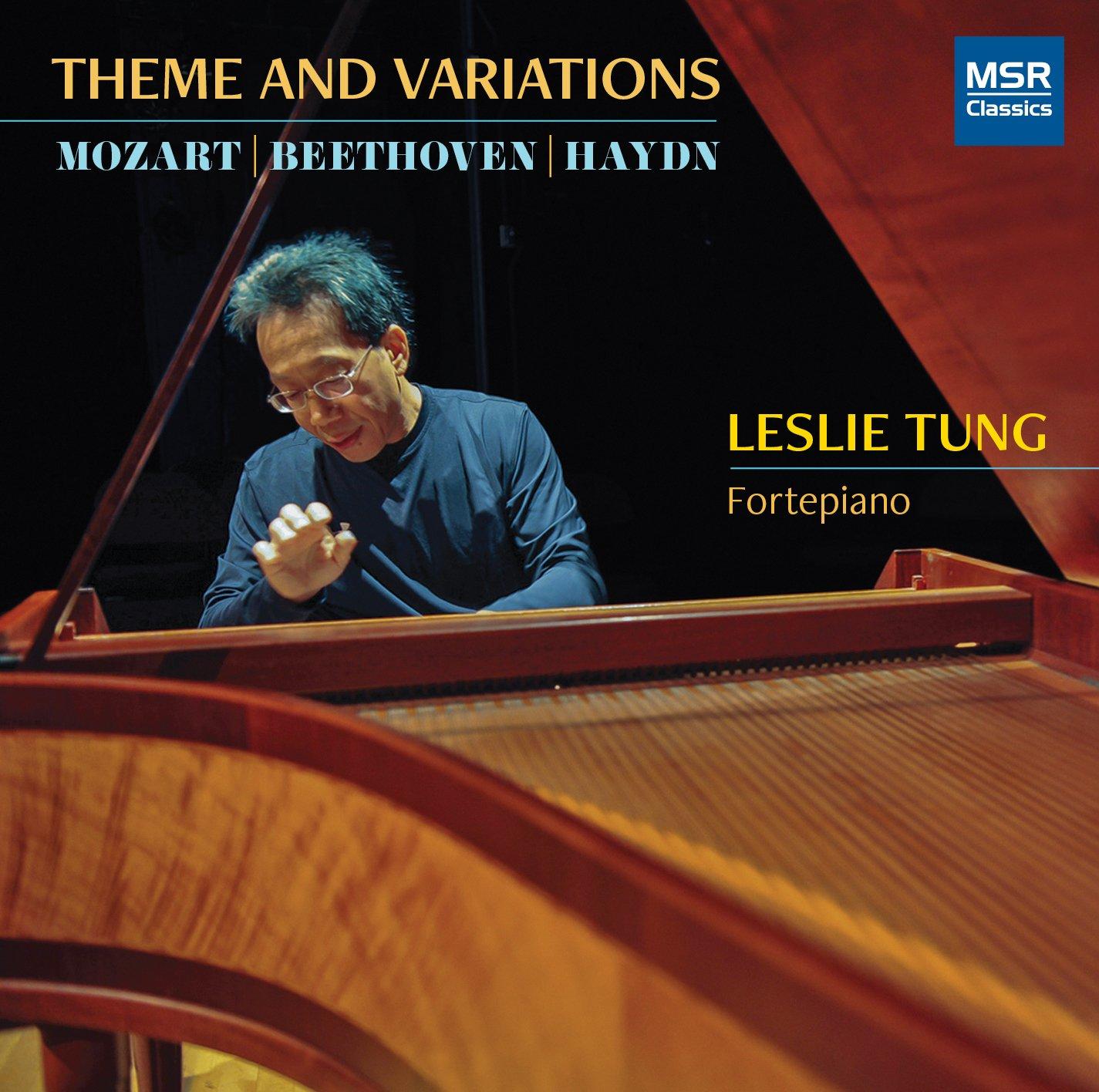 CD : Tung - Theme & Variations (CD)