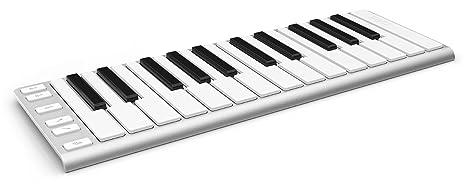 CME - Teclado MIDI con 2 octavas para iPad, Android o PC (25 ...
