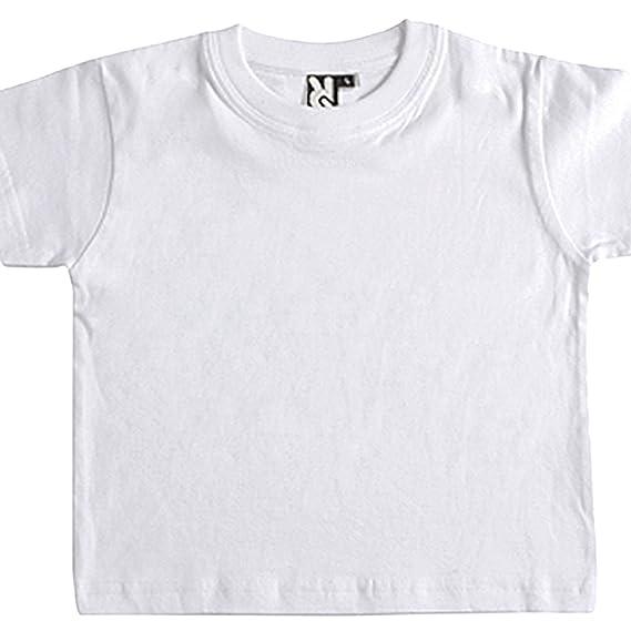 Camiseta de manga corta especial para bebe -ROLY: Amazon.es: Ropa y accesorios
