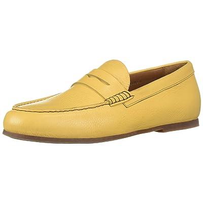 Aquatalia Men's Kirk Pebbled Calf Penny Loafer | Loafers & Slip-Ons