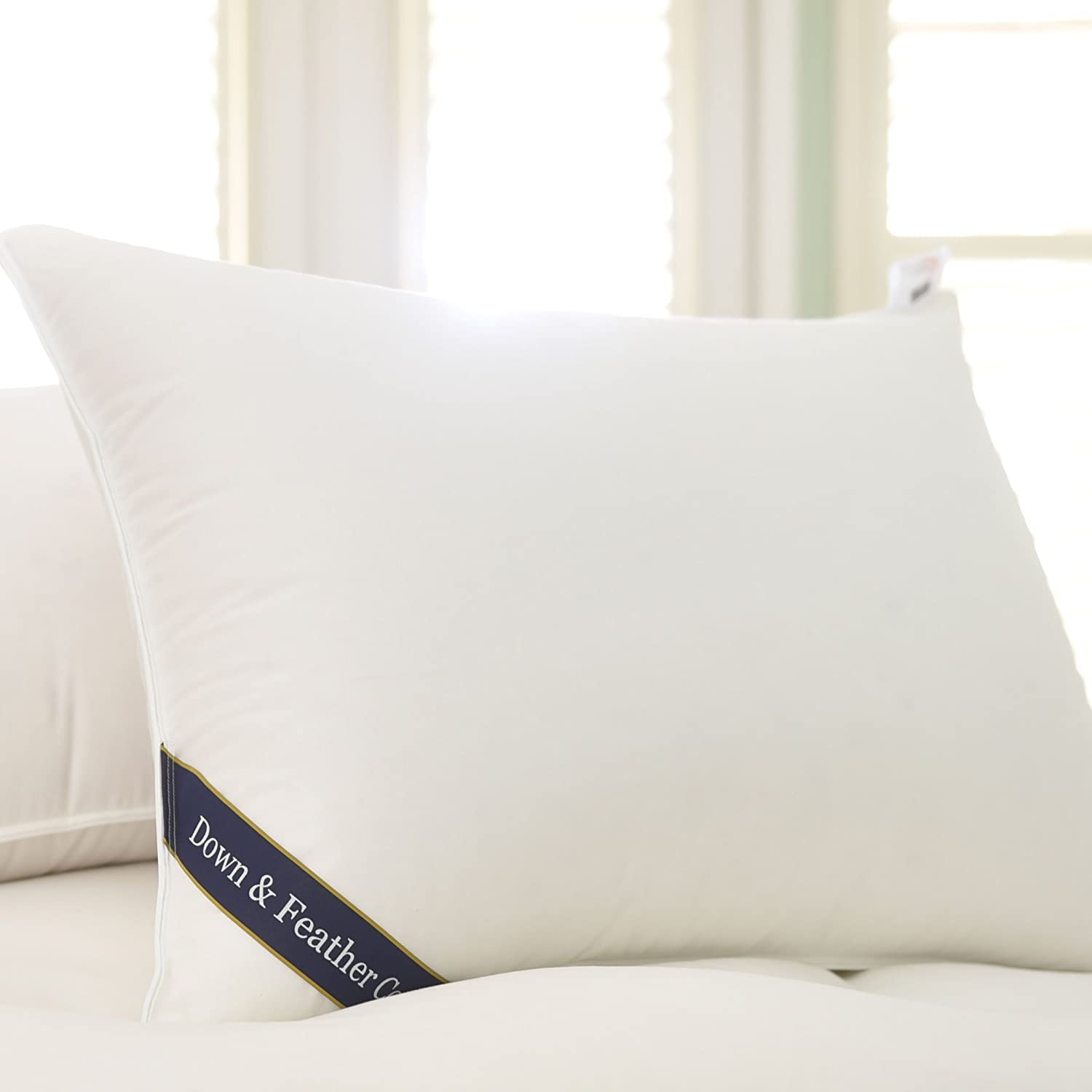 Snuggle Soft 600 - Goose Down Pillow