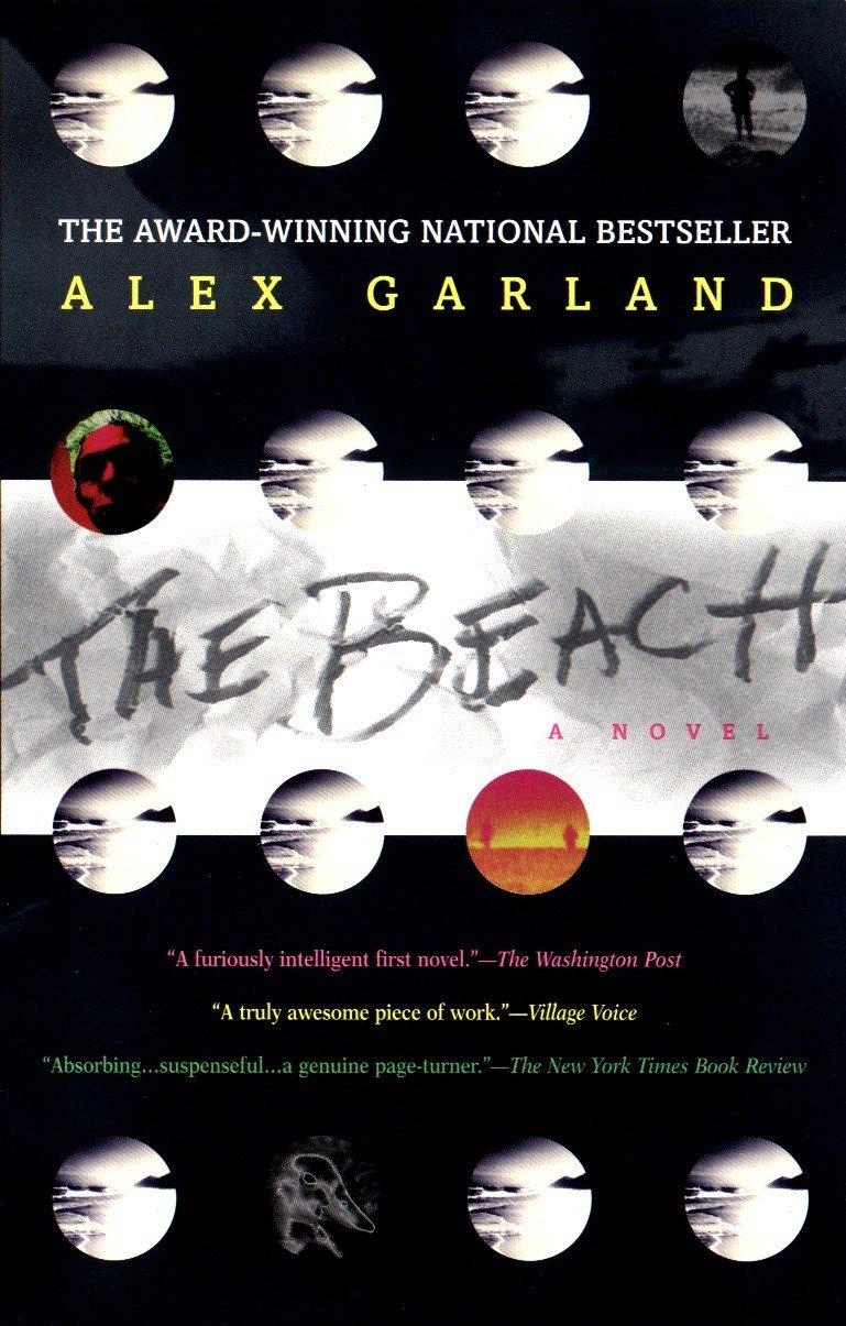 Best Travel Books: The Beach by Alex Garland
