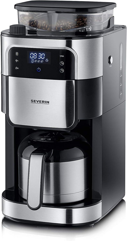 Severin 4814-000 KA 4814 - Cafetera con filtro (mecanismo y jarra ...