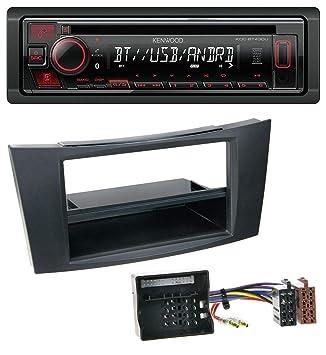 caraudio24 Kenwood KDC-BT430U - Radio para Coche (USB, MP3, CD ...