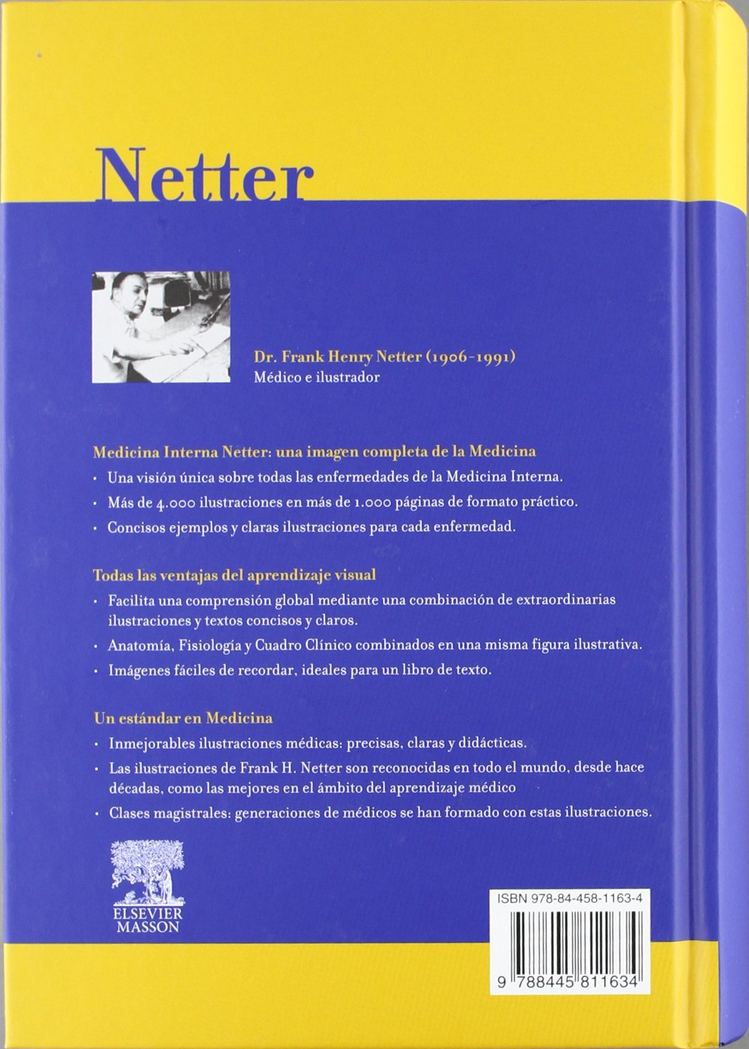 Medicina Interna: Frank H. Netter, ELSEVIER ESPA#A: Amazon.com.mx ...