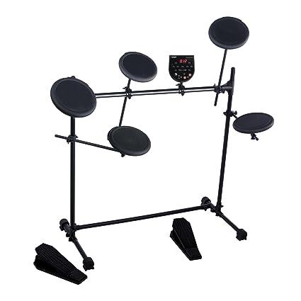 Amazon com: ION Audio Sound Session Complete Electronic Drum