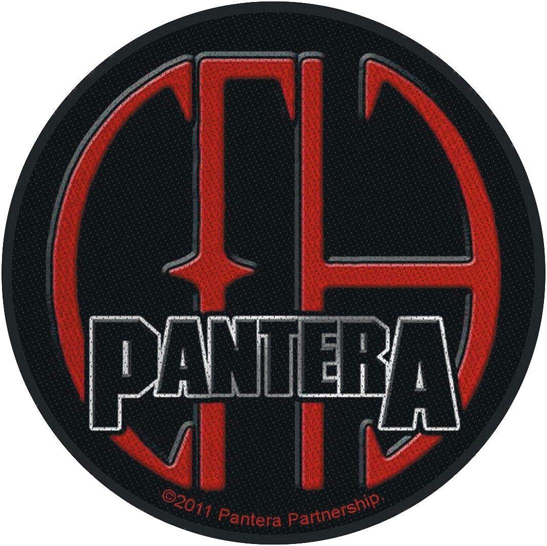 Pantera FREE SHIPPING logo patch