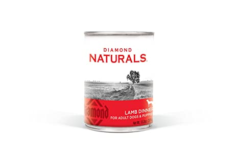 Amazoncom Diamond Pet Foods Real Meat Recipe Natural Canned Wet