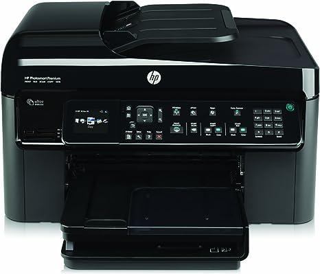 HP CQ521B#BEK - Impresora multifunción de tinta color (32 ppm ...