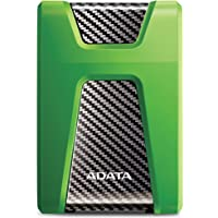 ADATA HD-1599 DD Externo 1Tb HD650X 2.5 USB 3.0 Contragolpes Verde Windows/Mac/Limux,