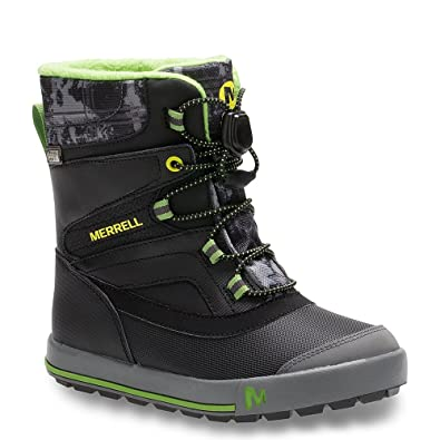 0d3c9c84ba961 Merrell Snow Bank 2.0 Waterproof Snow Boot (Toddler/Little Kid/Big Kid)