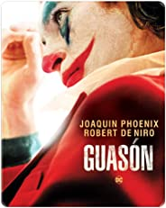 Joker (Guasón) - Steelbook (BR+DVD) [Blu-ray]