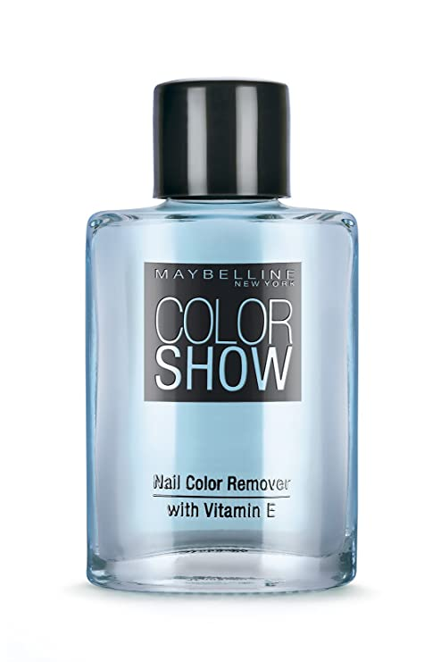 Buy Maybelline New York Color Show Nail Paint Remover 30ml Online