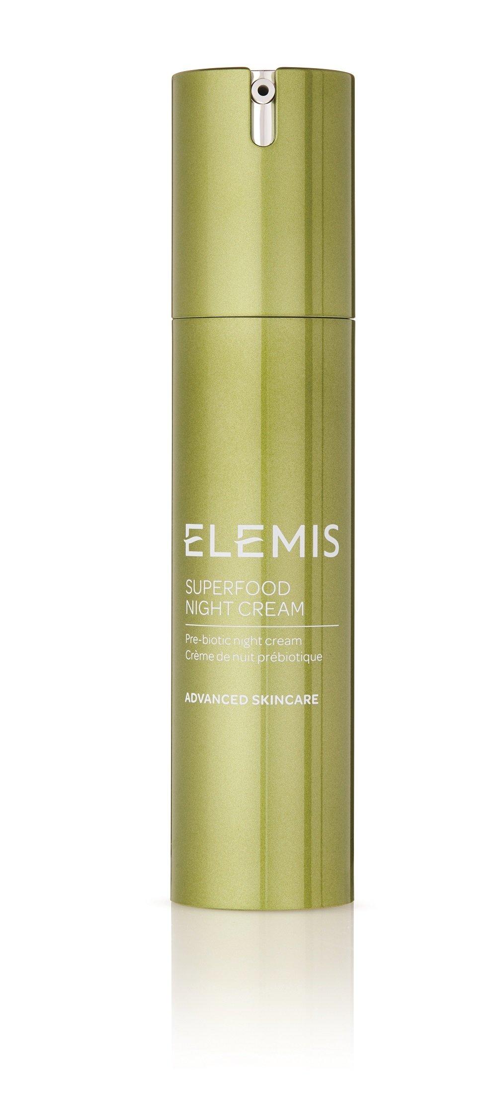 ELEMIS Superfood Night Cream - Pre-Biotic Night Cream, 1.6 fl. oz
