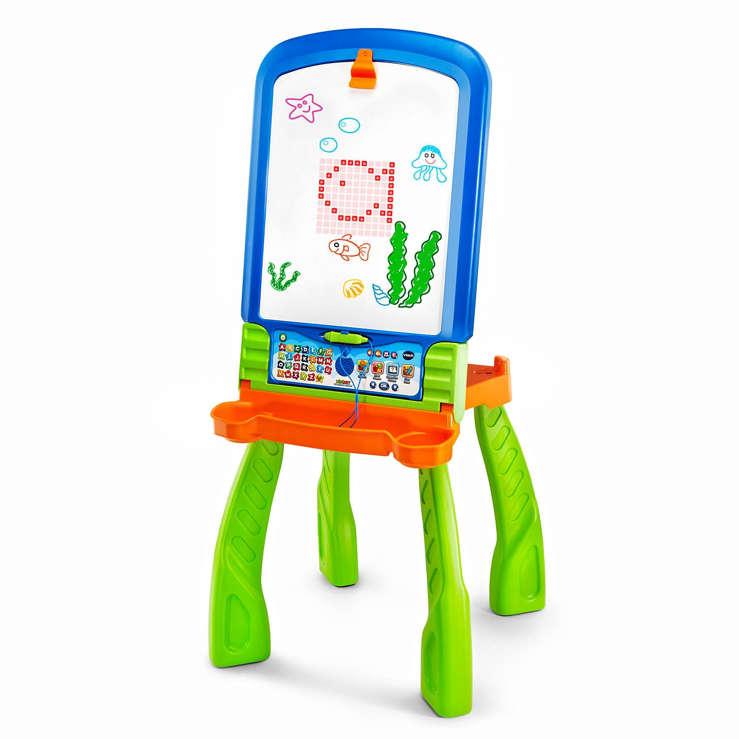Amazon VTech DigiArt Creative Easel Toys & Games