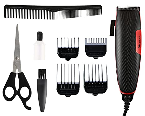 Surker Complete Hair Cutting Clipper Trimmers & Clippers at amazon