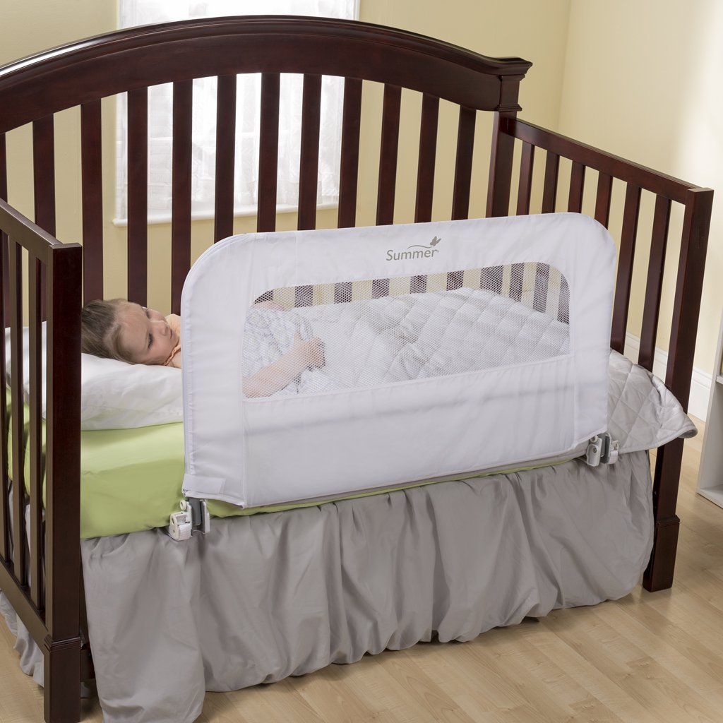 Summer Infant 2-In-1 Convertible Crib Rail to Bed Rail