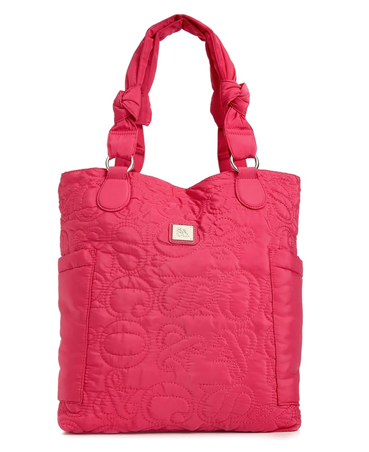 Style&co. Nicole North South Tote Bag, Peony Pink