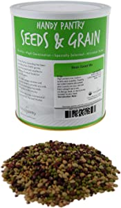 Handy Pantry Bean Salad Sprouting Seed Mix- Certified Organic- 5 Lbs Brand: Mix of Bean Sprout Seeds: Adzuki, Mung Bean, Green Lentil & Radish. for Sprouting Sprouts, Soup, Food Storage Product Name