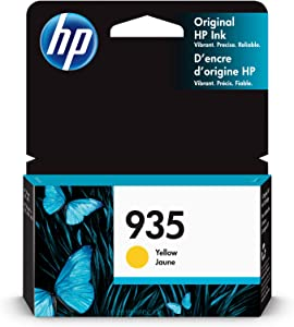 HP 935 | Ink Cartridge | Yellow | C2P22AN