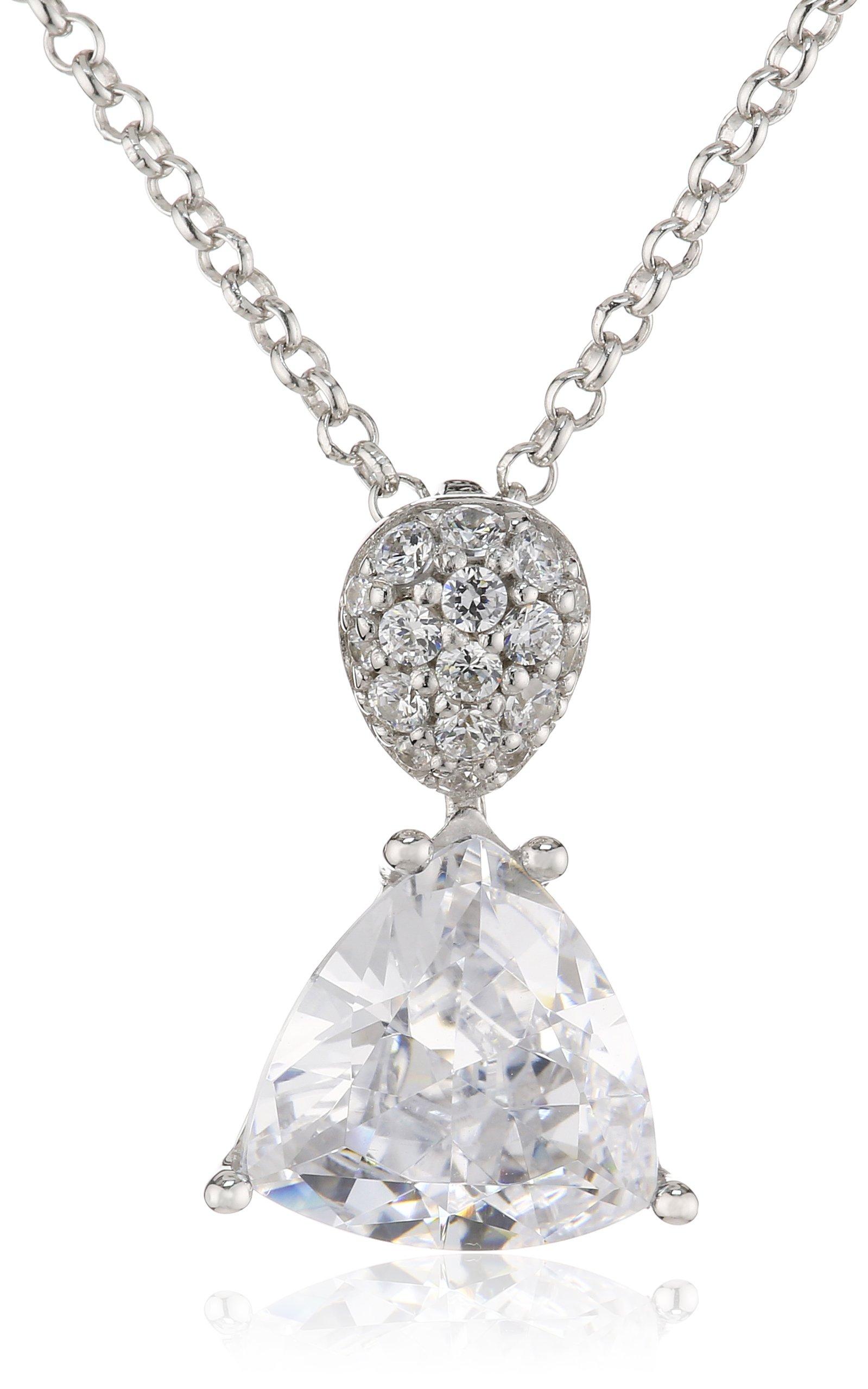 Joop! Jewelry Aurora JPNL90642B420 womans necklace With Zircons
