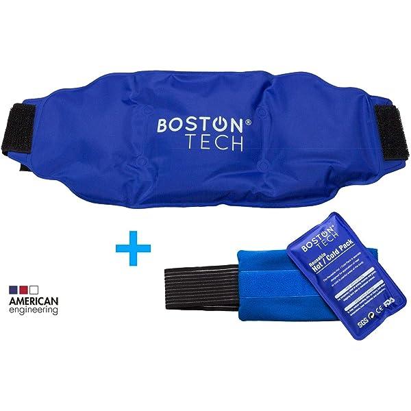 Boston Tech MA-101 Boston Pak - 2 bolsas de gel para frio y calor ...