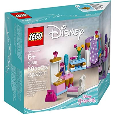 LEGO Mini-Doll Dress-Up Kit 40388: Toys & Games