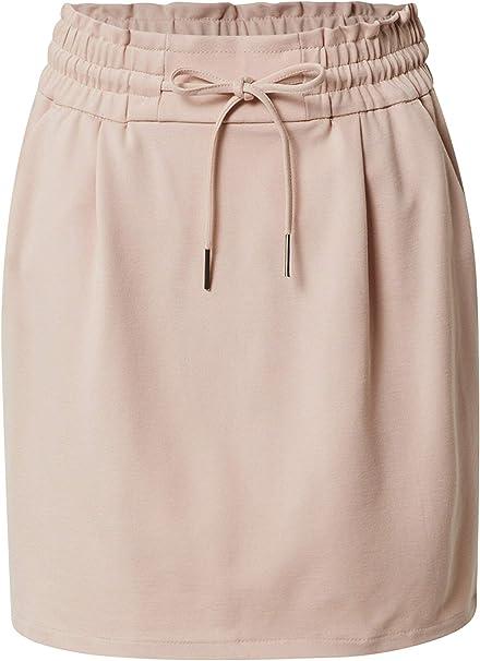 Vero Moda Vmeva Mr Short Ruffle Skirt Color Jupe Femme